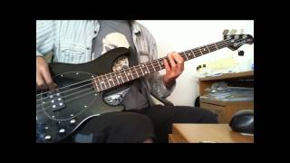 red hot chili peppers one big mob cover bass