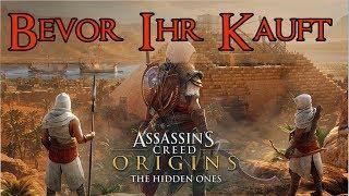 Assassins Creed Start : DLC Expire Verborgenen -- Bevor Ihr kauft - Alle Infos