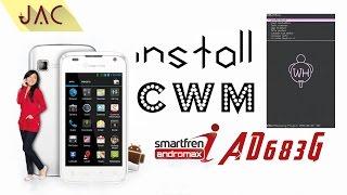Pasang CWM Andromax i AD683G [JAC Art Code]