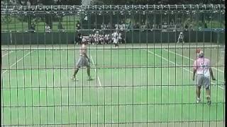 奈良県王寺中学校vs鳥取県江府中学校 4部(全5部)