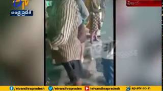 Priest Beaten  By Womenand39s  Over Sexually Abused  At Vijayawada