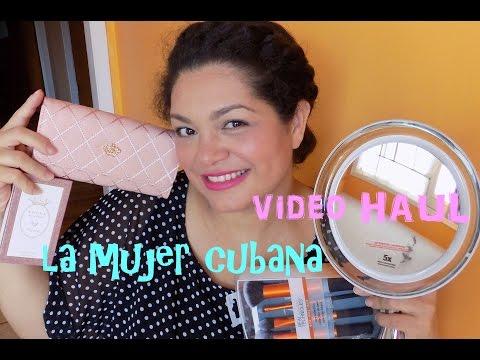 video HAUL (compras en montreal)