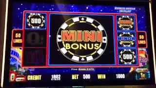 Super Big Wins on Lightning Link High Stakes & Tiki Fire Slot $5 MAX BET