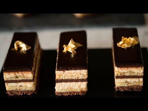 Opera Cake – Gâteau Opéra