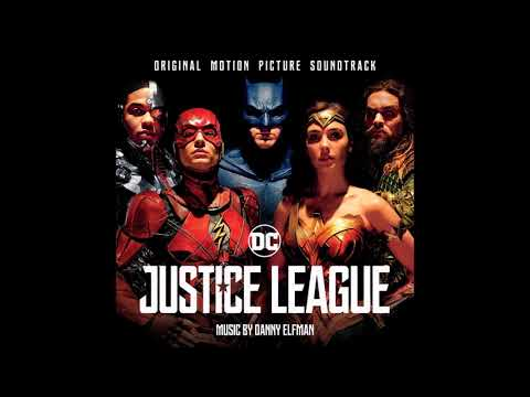 Justice League - Danny Elfman - 2017 - Full Album - Soundtrack Score OST