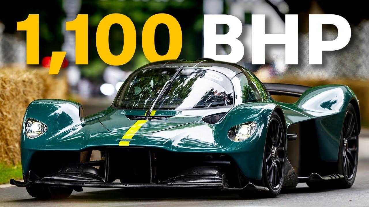 Aston Martin Valkyrie: The £2.5m, 1100 Horsepower F1-inspired MONSTER