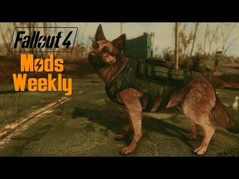 Fallout 4 Mods Weekly - Week 18 (PC/Xbox One)
