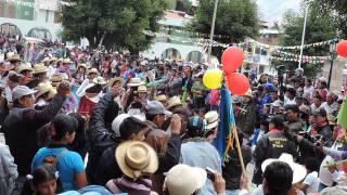 CARNAVAL DE LARAMARCA HUAYTARA 2015