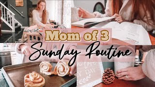 PRODUCTIVE SUNDAY ROUTINE OḞ A STAY AT HOME MOM | HOW I PREP FOR THE WEEK VLOG 2021