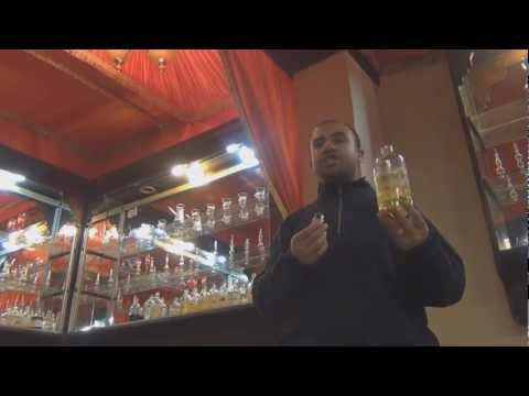 Egyptian Perfume Salesman,