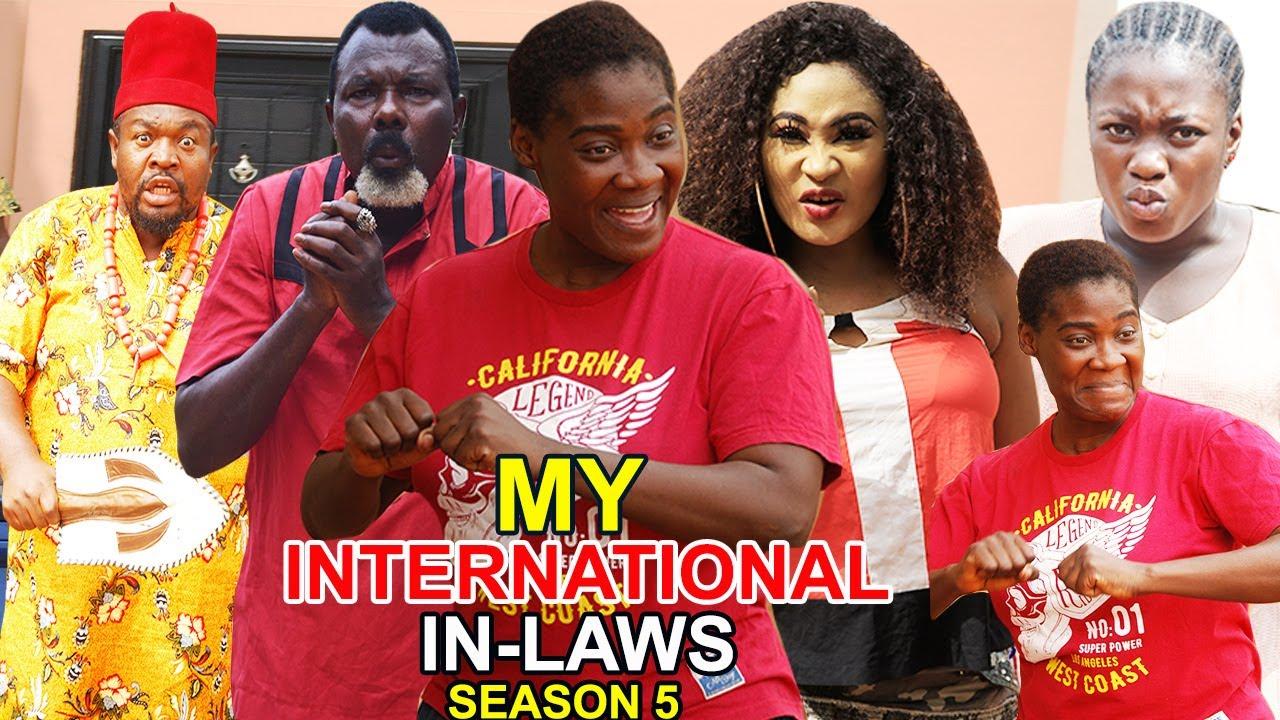 Download MY INTERNATIONAL IN-LAW SEASON 5 -(Trending Movie Full HD)Mercy Johnson 2021 Latest Nigerian Movie
