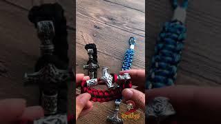 [BaviPower]Nordic Viking Thor's Hammer Handmade Bracelet 3 colors