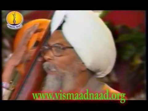 Prof. Kartar Singh: Raag Ramkali_ Adutti Gurmat Sangeet Samellan 1991