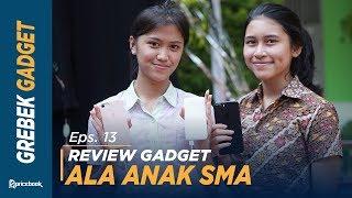 Berapa Harga Gadget Lo? Edisi Anak SMA Part 2! #GrebekGadget 13