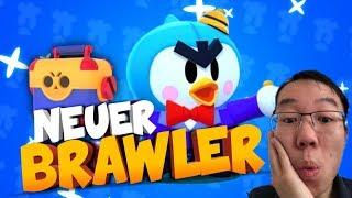 *OMG* 😱 ZIEHEN WÏR DEN NEUEN BRAWLER MR .P ? NEUER BRAWLER MEGA OP! | Brawl Stars deutsch