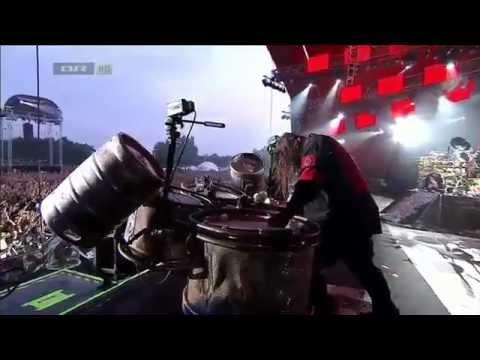Slipknot live roskilde festival 2009 show completo
