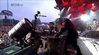 Slipknot - Live Roskilde Festival 2009(show completo)