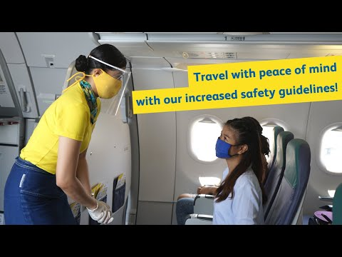 What To Expect On Your Next Cebu Pacific Flight