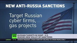 Russian targets in sight – US readies new volley of sanctions