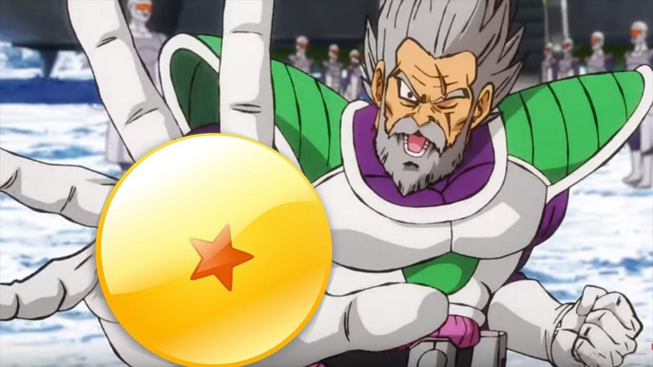Slikovni rezultat za 'Dragon Ball Super: Broly' Will Feature Another Dragon Ball Hunt