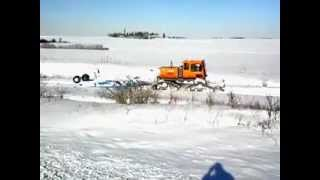 Tucker 2000 SNO-CAT Snowdrifters part 2