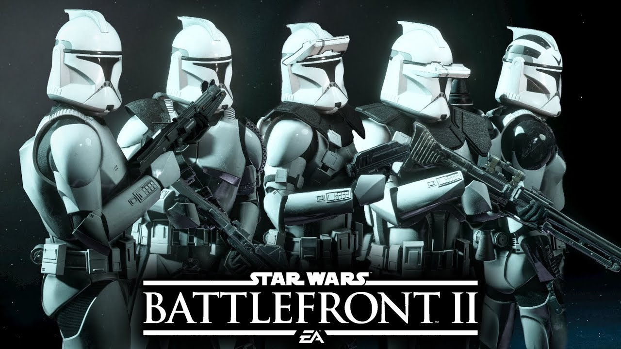 phase 1 clones on all maps star wars battlefront 2 phase 1