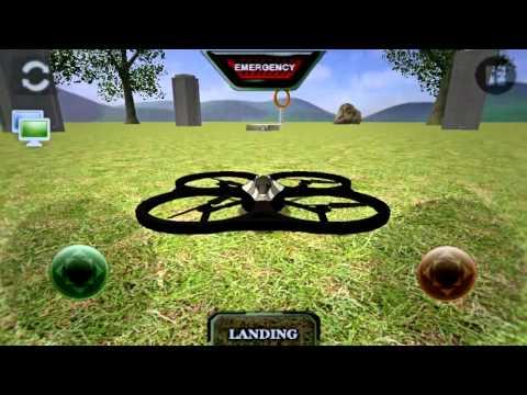 ARDrone Sim - An AR Drone Flight Simulator - Promo Video