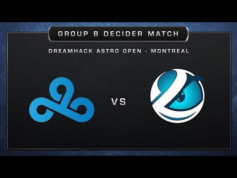 Cloud9 vs Luminosity - Cache - Group B - DreamHack ASTRO Ope