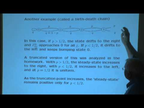 16. Renewals and Countable-state Markov