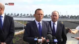 """(EX) Prime Minister Tony Abbott called a """"wanker"""""""