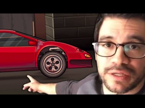 THERE'S A LAMBORGHINI IN MY GARAGE - Earn to Die 2 Mobile #2