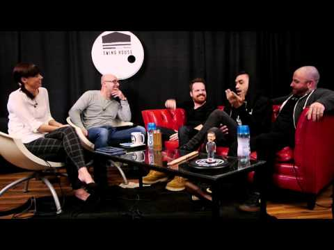 Mike Dolbear Web Show Series 2 Show 4 - Aaron Sterling, Elias Mallin and Dave Elitch