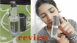 lakme absolute white intense skin cover with spf 25 review & demo