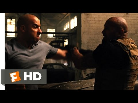 Fast Five (7/10) Movie CLIP - Hobbs vs. Toretto (2011) HD