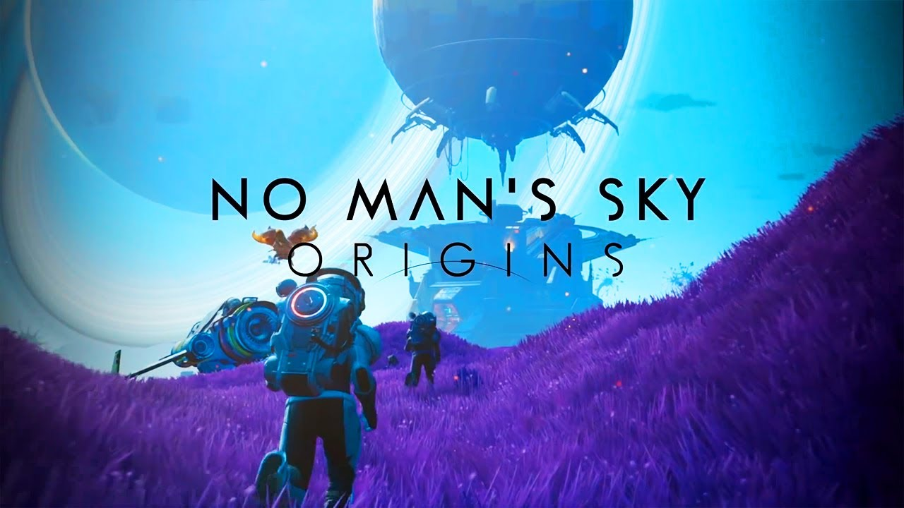 No Man's Sky Origins - Launch Trailer