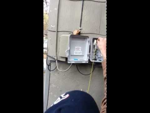 Google Fiber Installation - Part 1