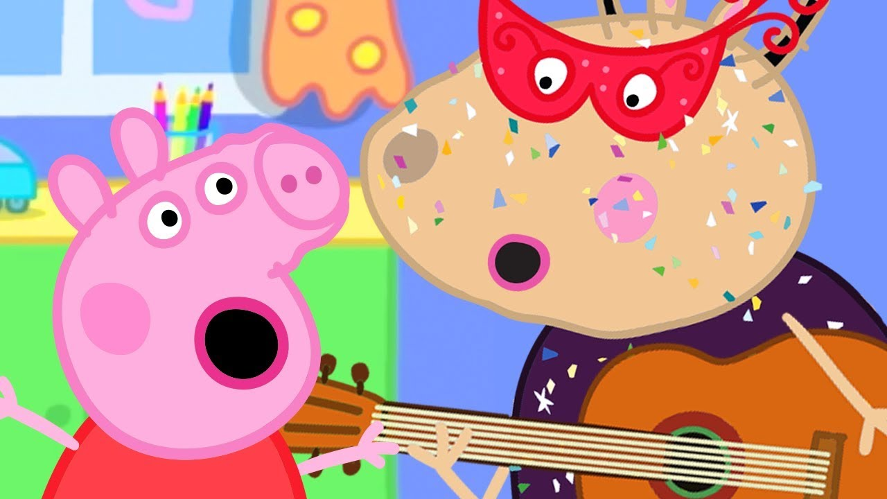 Peppa Pig Official Channel Peppa Pig Songs Special 4