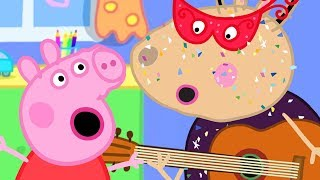 Peppa Pig English Episodes | Peppa Pig Songs Special #4 | The Bing Bong Song | Peppa Pig Official