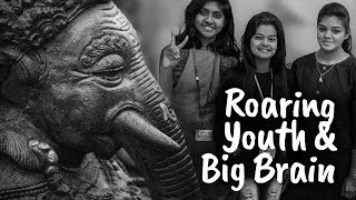 Roaring Youth and a Big Brain – Sadhguru Spot of 12 Sep 2018