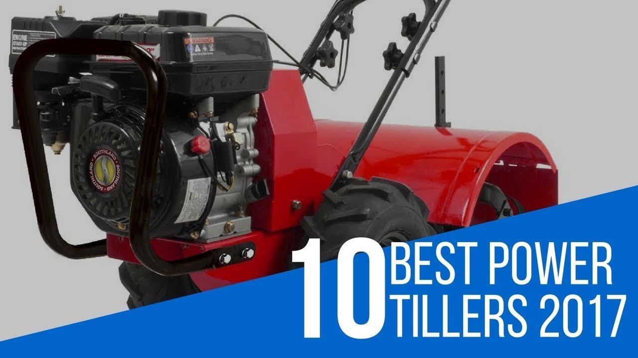 10 Best Power Tiller Reviews 2017 Youtube
