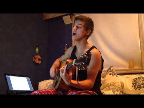 Miley cyrus - When I look at you (Cover by Henrik Holmgren)