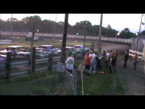 #87 win 7/23/2011 Algona Raceway