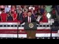 FULL SPEECH: President Donald Trump MAGA Rally in Fort Myers, FL 10-31-18