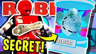 WE FOUND A TREASURE MAP AND FOLLOWED IT TO FIND THIS *SECRET* IN ROBLOX BUBBLEGUM SIMULATOR!!