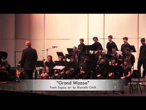 Andover Jazz Night (level 4)- LIVE! at the Collins Center- April 15, 2015