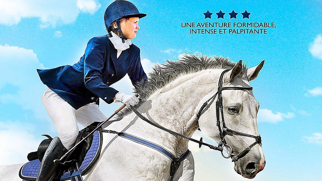 CHAMPIONNE - Film Complet en Français (Cheval, Famille)