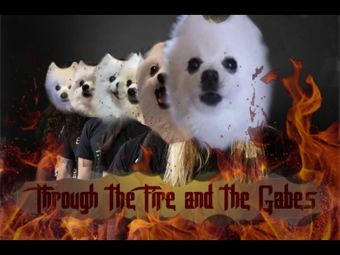 Dragonborks -- Through the Fire and the Gabes