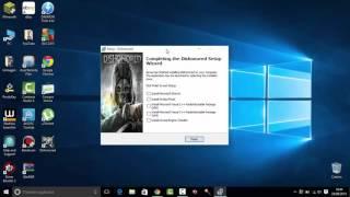 Come scaricare ed installare Dishonored PC ITA