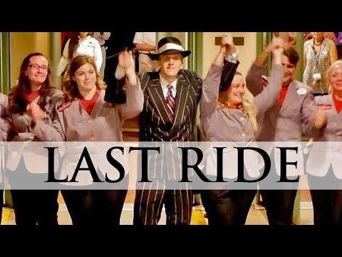 LAST RIDE EVER on The Great Movie Ride at Disney's Hollywood Studios, Walt Disney World