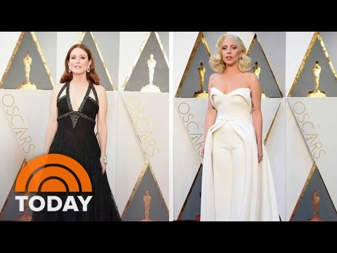 Red Carpet Redo: Bobbie Thomas Changes Up Oscar Looks | TODAY